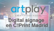Artplay integra digital signage y cajas de luz con movimiento y color
